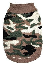 Camouflage Sweater LRG