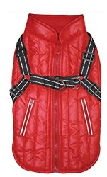 Harness Coat Red LRG