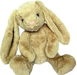 Petlou Rabbit Tan 15in