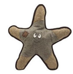 Snugz Sophie The Starfish  Plush Dog Toy
