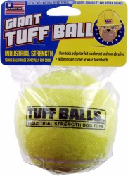Giant Tuff Ball 4inch