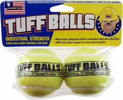 Tuff balls 2.5in 2pack