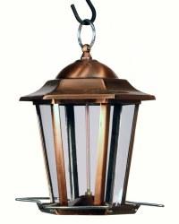 Copper Carriage Lantern Feeder