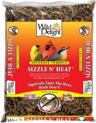Wild Delight Sizzle N' Heat Spicy 14lb Bird Food