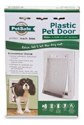 PetSafe Plastic Pet Door Small Upto 15lbs