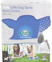 Little Dog Spray Bark Collar