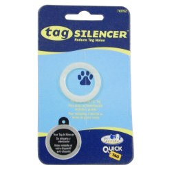 Large CircleTag Silencer Glow