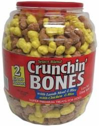 Crunchin Bones Lamb/Chkn 30oz