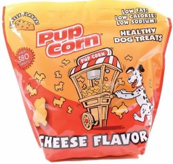 Pupcorn Healthy Cheese 16oz