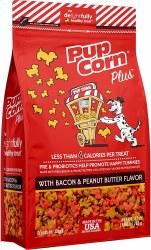 Pupcorn Bacon PeanutButter 27z