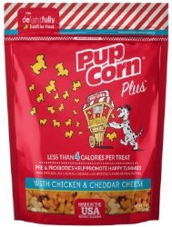Sunshine Mills Pupcorn Plus Chicken & Beef 4oz