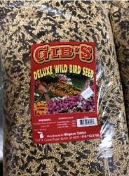 Gibs Deluxe Wild Bird Seed 8lb