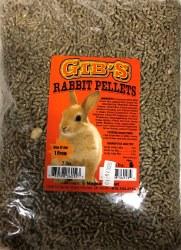 Gibs Rabbit Food 8lbs