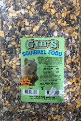 Gibs Squirrel Food 8lb