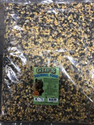 Gibs Squirrel Food 18#