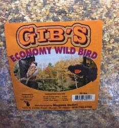 Gibs Economy Wild Bird 35lb