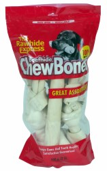 Natural Rawhide Value Pack 2lb
