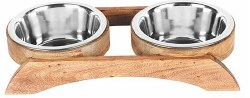 Advance 2Qt Wood BoneDD Bowl