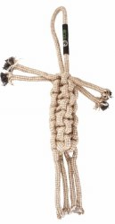 Cotton Jute Dancing Pull Tug