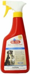 No Bite Flea/Tick Spray Pt
