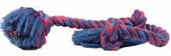 X-Large Color 3 Knot Rope Bone