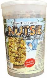 Nutsie Classic Seed Log 40oz