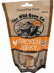 Jerky Natural Chicken 4.5oz