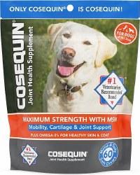 Cosequin Max 60 Soft Chews