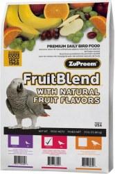 Fruit Blend Med/Large 35 Lbs