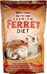 Premium Ferret Diet 4 Lbs