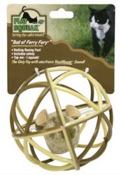 Play-N-Squeak Ball Of Furry