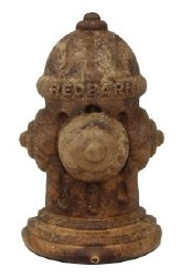 Chew-A-Bulls Hydrant Treat Lrg