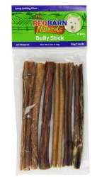 Natural Bully Stick 7In 6 pack