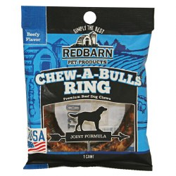 Chew-A-Bull Ring Beefy