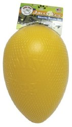 Jolly Egg 12 Inch Yellow