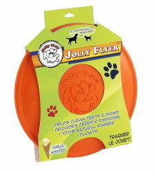 Jolly Flyer 9.5 Inch Orange