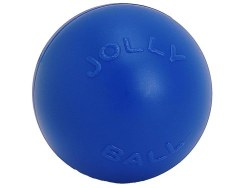 Push N Play Ball Blue 10 Inch