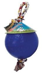 Romp N Roll Ball Blue 6 Inch