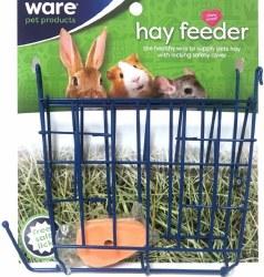 Hay Feeder w/Free Salt