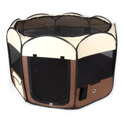 Deluxe Pop Up Playpen Med