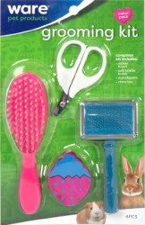 Small Animal Grooming Kit