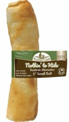 Rawhide Chicken 8in Roll