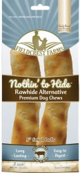 Rawhide Beef 5in Roll / 2pk