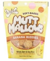 Lazy Dog MuttMallow Banana