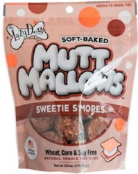 Lazy Dog MuttMallow S'mores