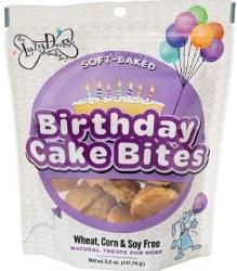 Lazy Dog Birthday Cake BItes5z