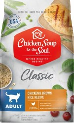 Chicken Soup for the Soul Adult Dry Cat Food 5lb