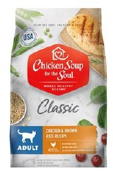 Chicken Soup for the Soul Adult Dry Cat Food 15lb