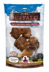 Loving Pets Pure Buffalo Femur Knucklebone 2 Pack