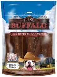 Pure Buffalo Back Strap 20pk